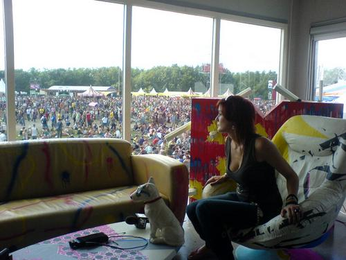 MTV Evelien Bosch Lowlands